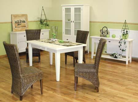 rattanm bel esszimmer. Black Bedroom Furniture Sets. Home Design Ideas